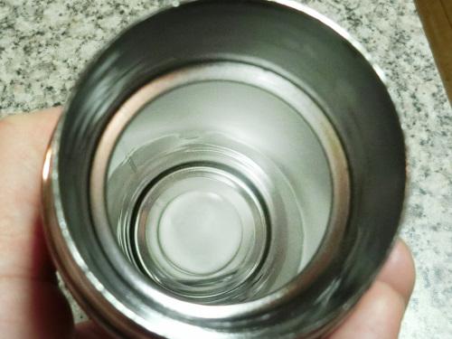 綺麗になった水筒